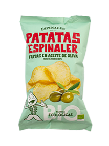 Patatas fritas Ecológicas Espinaler BIO (100 gr)