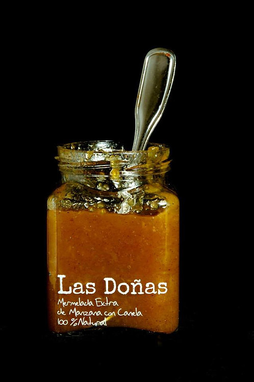Mermelada Extra  Manzana con Canela  100%Natural