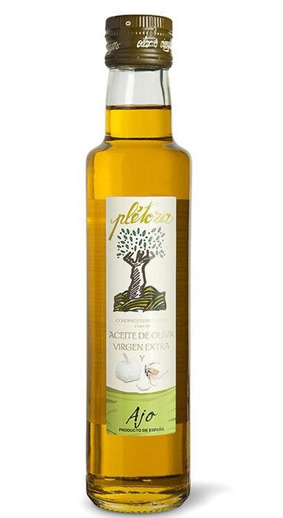 Aceite Oliva Virgen Extra y Ajo