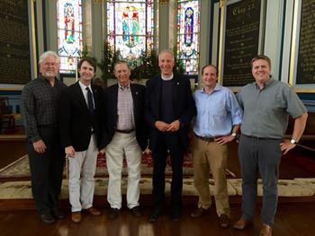 Alumni in Charleston