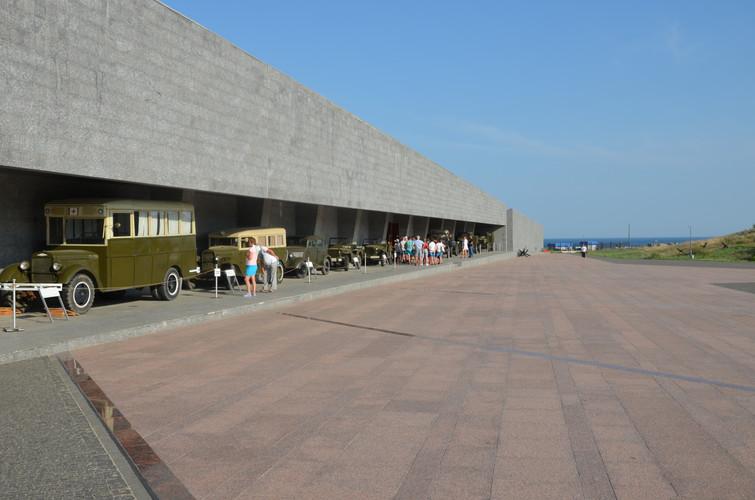 Музейный комплекс 35-я Береговая батарея