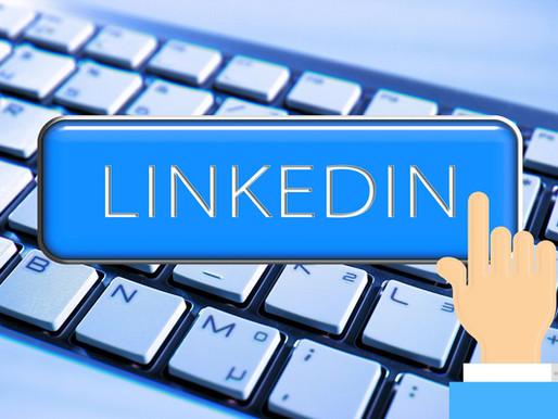 Linkedin krok za krokem - 2. díl