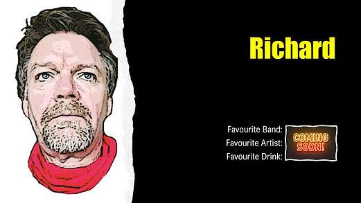 Meet The Team Richard