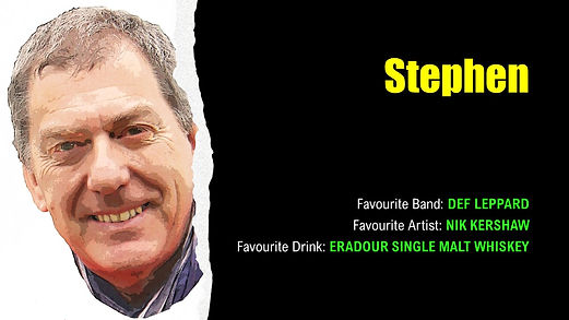 Meet The Team Stephen