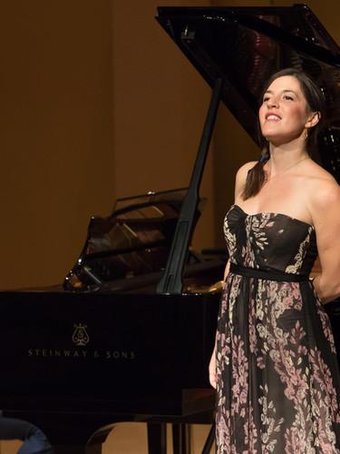 Recital Société d'art vocal Montréal