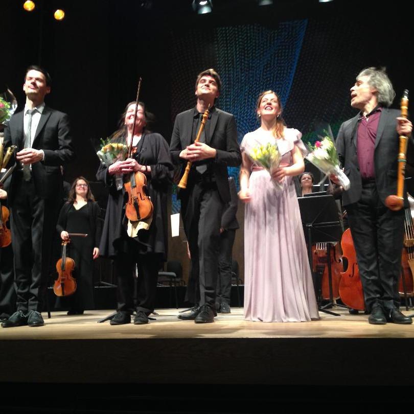 Orchestre Arion et Lorenzo Coppola