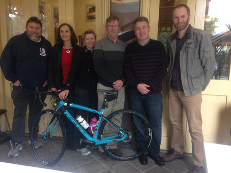 SARAH Group and Romola Hollywood join with BMCSF in support of Road Safety