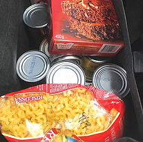 food bank assistance package