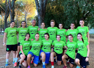 Il roster Lady Wolf