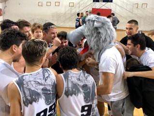 Wolf Basket, bella vittoria contro Titanus