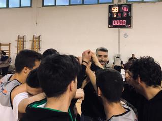 Giunge al termine il campionato per La Ricameria Wolf Basket