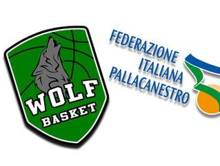 Wolf Basket in Prima Divisione