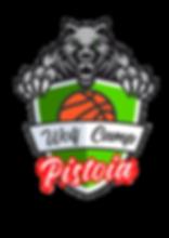 Logo camp 2020 scudo e lupo sfondo trasp