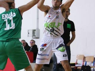 Wolf Basket, bella ed importante vittoria contro Endas