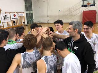 Wolf Basket, vittoria in scioltezza contro Lella Pistoia