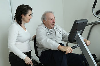 cardiac prevention and rehabilitation