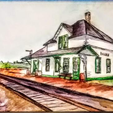 Ukrainian Cultural Heritage Village Bellis Station