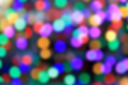 Multi color bokeh, Defocused light for c