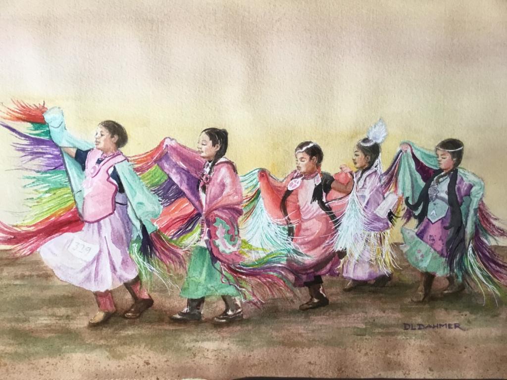 Dancing Indians