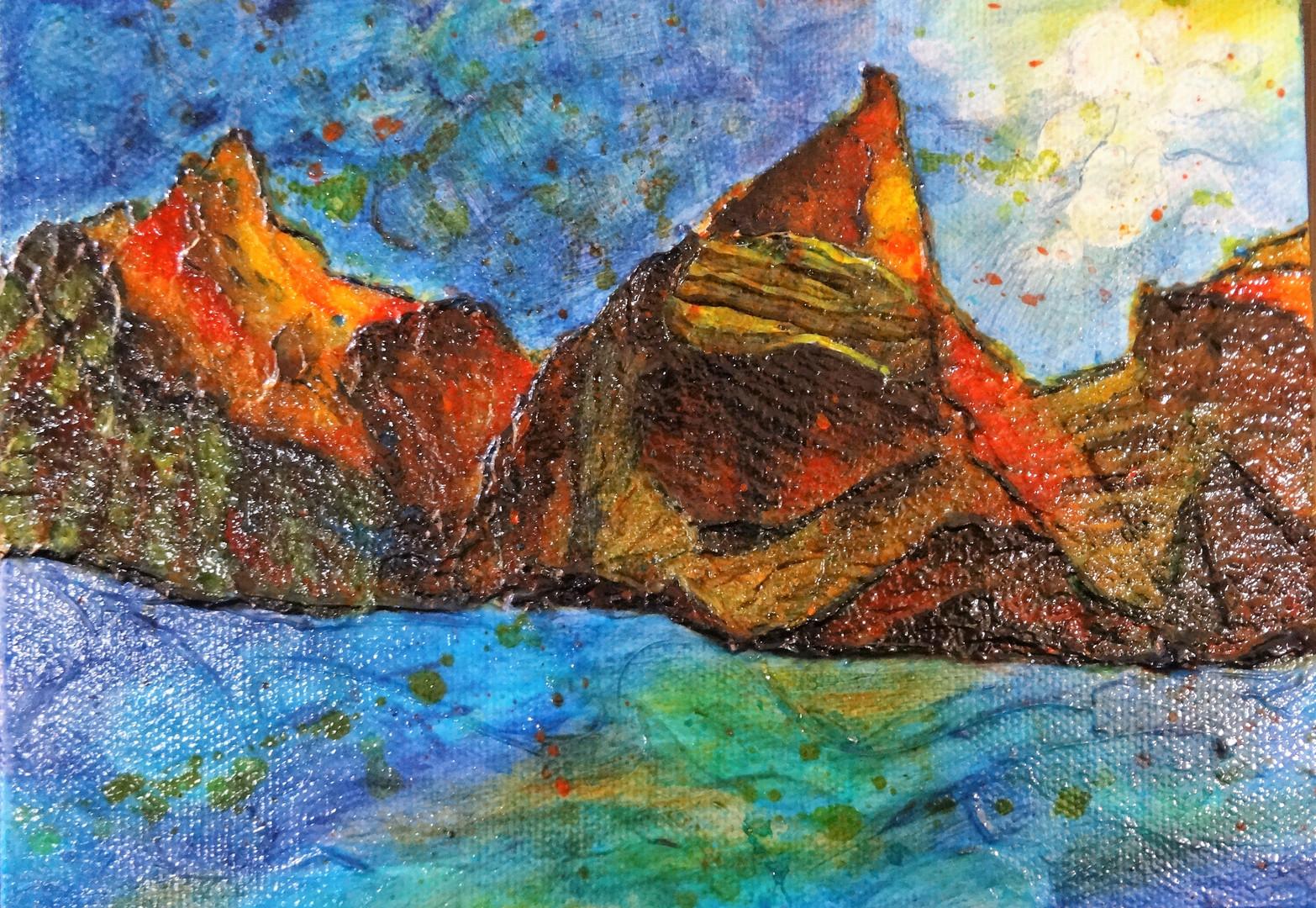 Rocky Mountain Blues Series