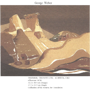 Weber, George artwork image c. 1960