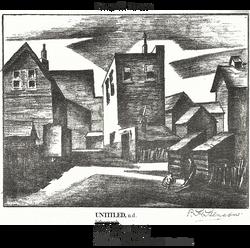 Henson, Percy H. artwork image