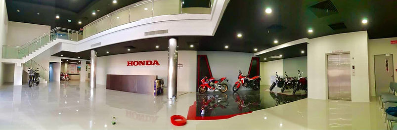 Finished project in Honda Philippines