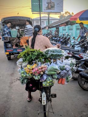 Local Market (Dawei City Tour)