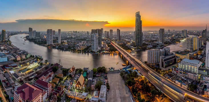 Border transfer to Bangkok