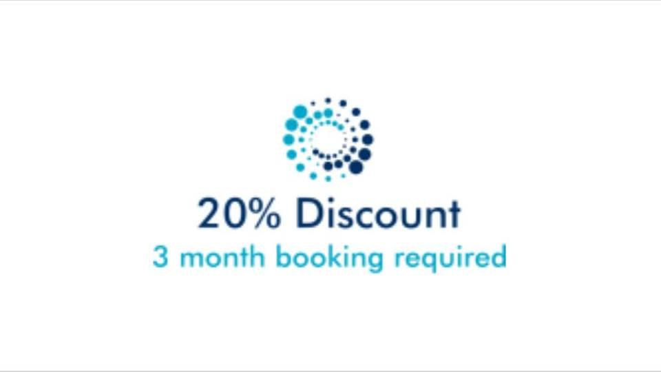 Weekly visit - From £54.72ph