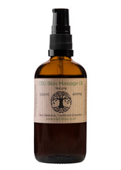 Your Bliss Body Beautiful Oil 100ml-400mg Natural