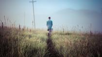 Stilte wandeling in de natuur