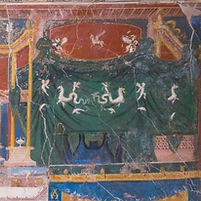 Affresco-della-villa-romana-di-Positano-
