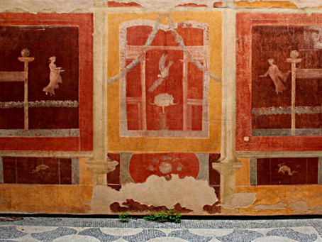 Vediamoci a Ostia antica online 'Recondita armonia. I colori di Ostia antica' - 05.05.20, ore 17