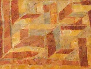 La pittura parietale aniconica e decorativa fra tarda antichità e alto medioevo. Territori, tradizio