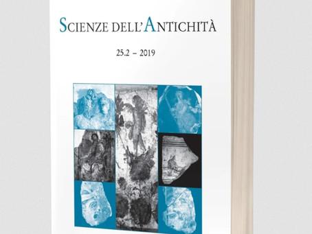 Nuova uscita - Pitture Frammentarie da Roma e dal Lazio: nuove ricerche