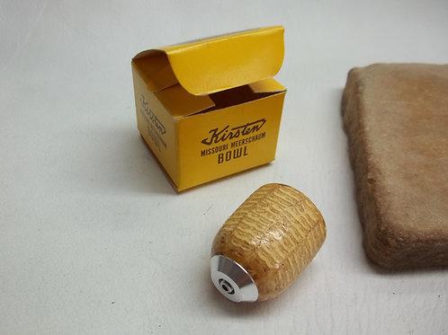 NEW IN BOX NEVER SMOKED ORIGINAL KIRSTEN COB PIPE BOWL