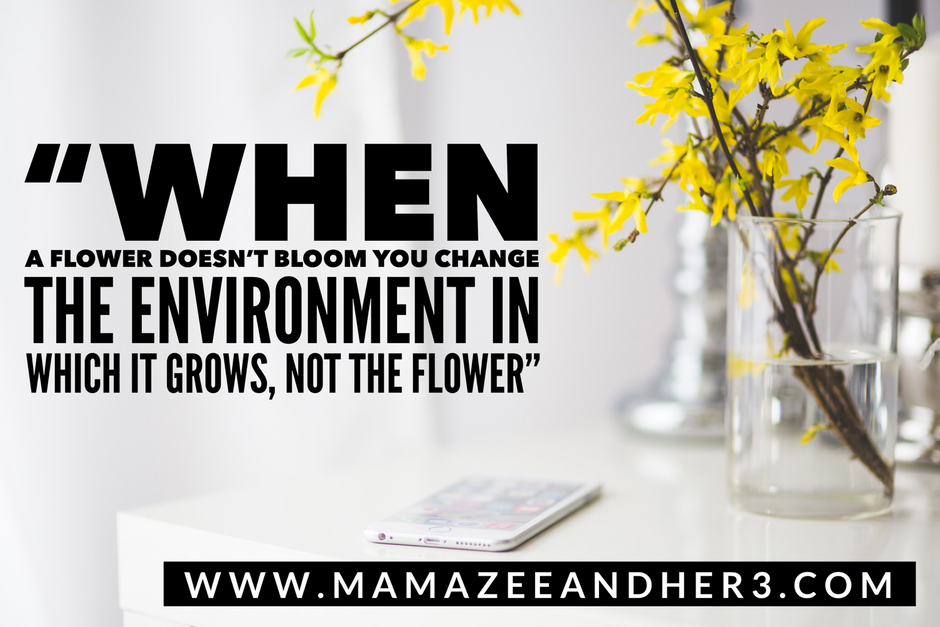 You Know Why You're Not Growing! -Wednesday Wisdom