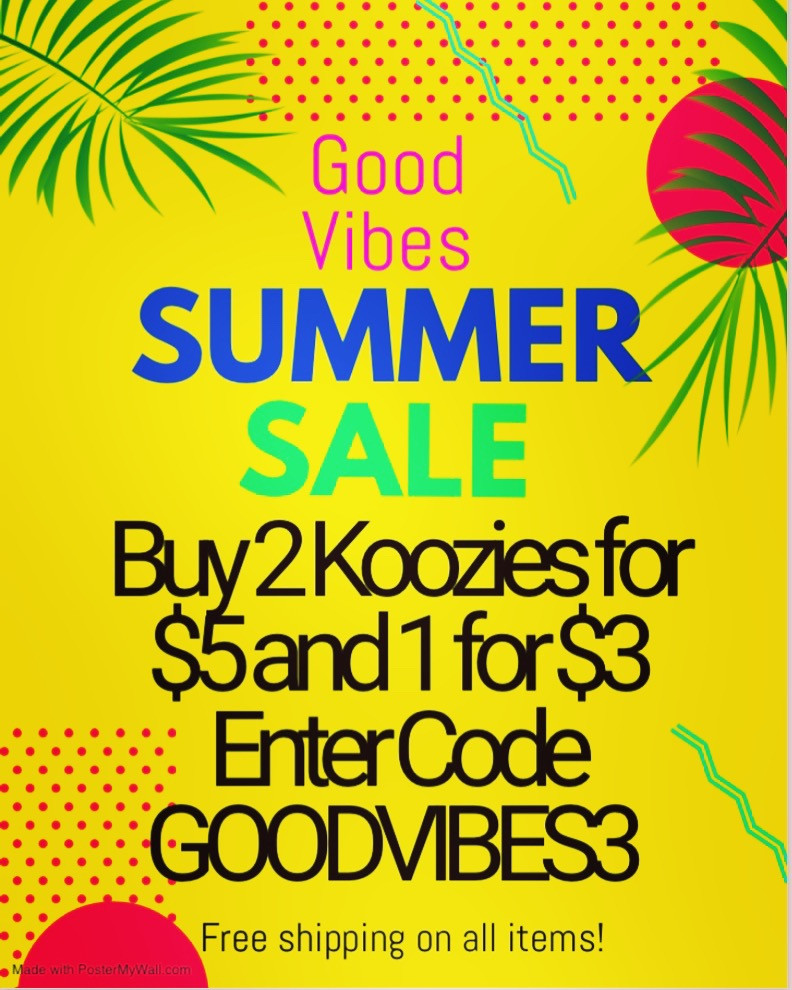 Catch these Summer Vibes!