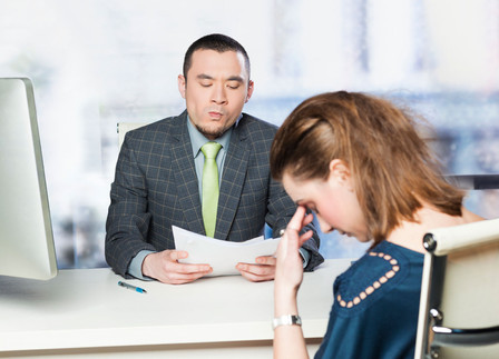 "From Careerealism to You: ""5 Ways to Recover From a Bad Job Interview"""