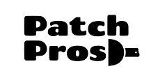 Patch Pros Drywall Repair & Painting Logo