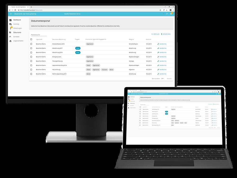 hausify – das Kommunikationsportal für kleine und mittlere Hausverwaltungen
