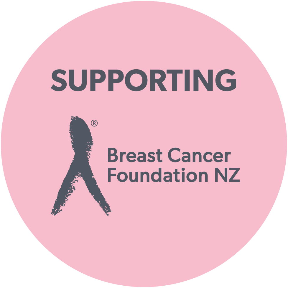 Salt & Oil fundraising for Breast Cancer Foundation NZ with bath soaks and soy candles