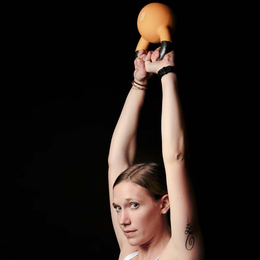 Kettlebell exercises at Elevate gym Whangarei