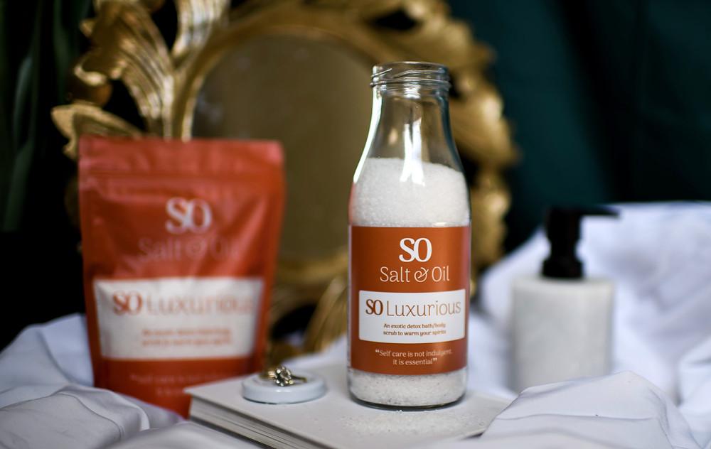 luxurious epsom salt essential oil bath for a home spa treat nz