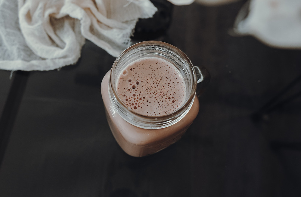 chocolate smoothie to increase your magnesium levels nz