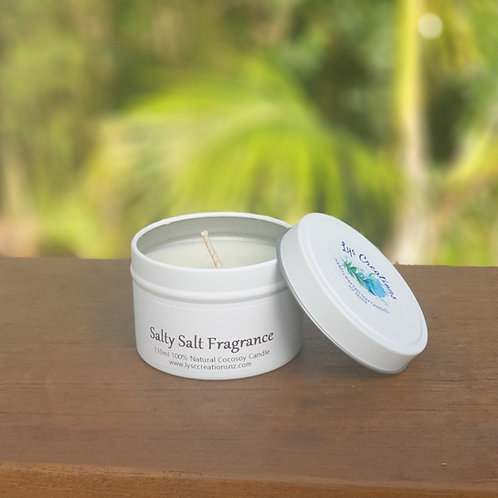 Natural Soy Candle, 110ml Tin