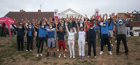 trophée sport passion 2020  golf feucher