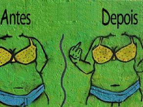 """Como """"levar"""" então a gordofobia?"""
