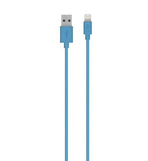 Belkin Mixit_ Lightning To Usb Chargesync Cable – Blue